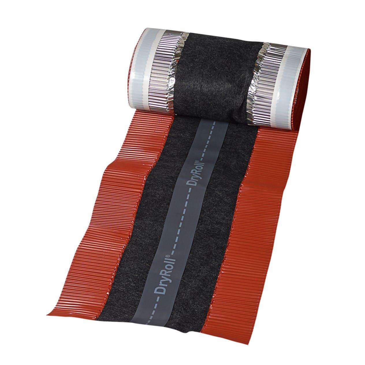 Rött nockband hos hustvättarna.