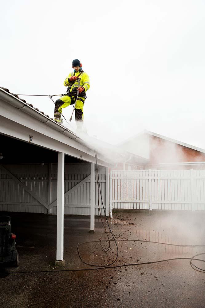 Taktvätt Skåne Hustvättarna.
